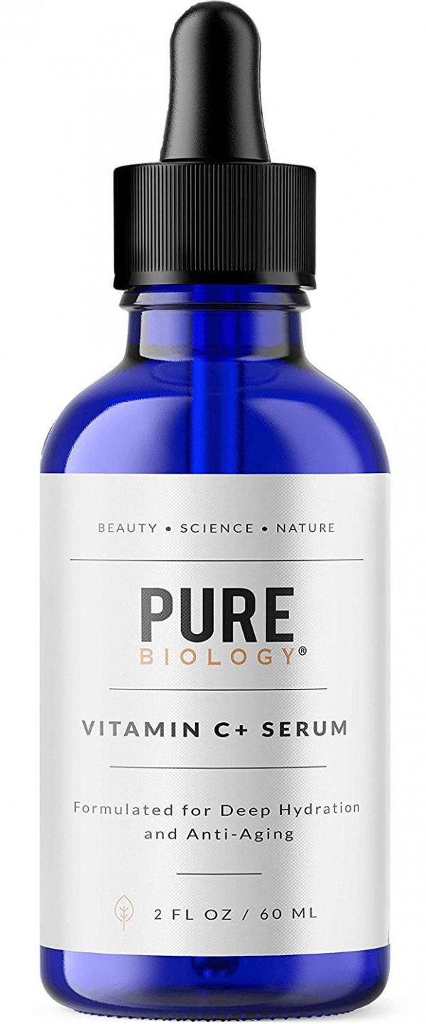 Pure Biology Vitamin C+ Serum