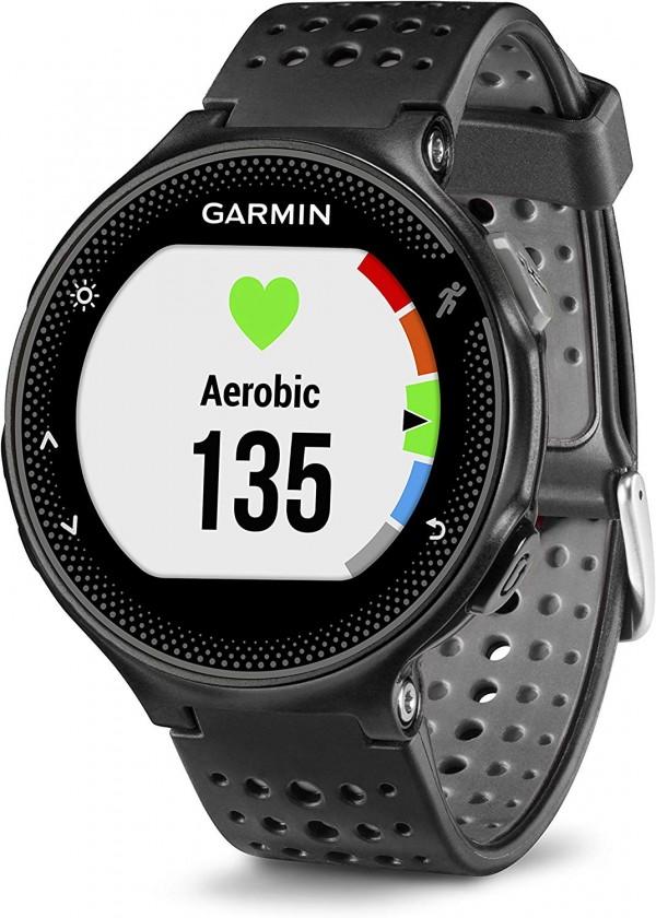 Garmin Forerunner 235 GPS Running Watch Black/Gray
