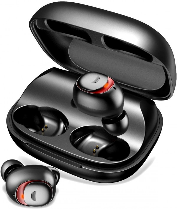 TECKEPIC True Wireless Earbuds