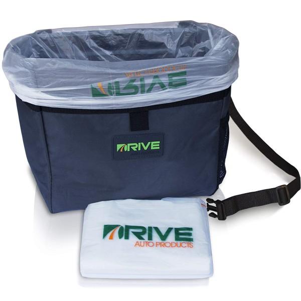 Drive Auto Products Car Garbage Bin