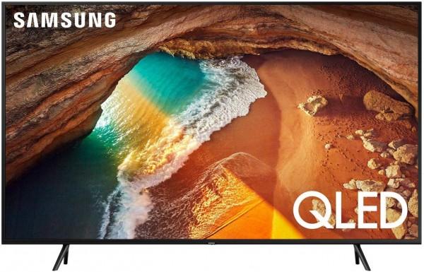 Samsung QN65Q60RAFXZA Flat 65-Inch QLED 4K Q60