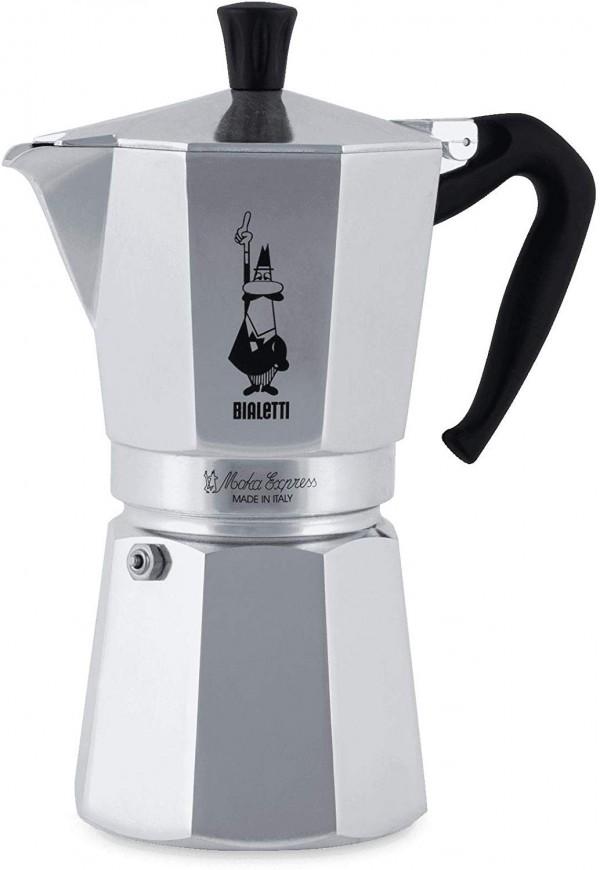 Bialetti 1166 Moka Express Export Espresso Maker