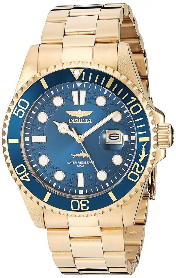 Invicta Men's Pro Diver Quartz Watch