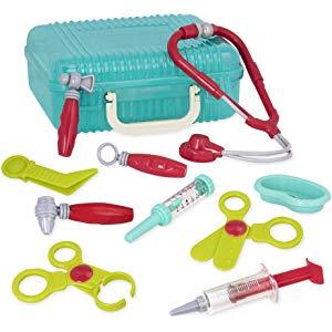 Battat Deluxe Doctor Kit Playset