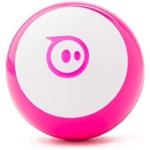 Sphero Mini App Enabled Robot Ball in Pink