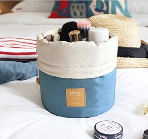 Travel Cosmetic Bags Barrel