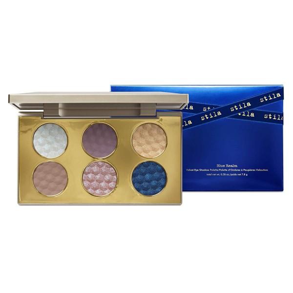 Stila Blue Realm - Velvet Eye Shadow Palette