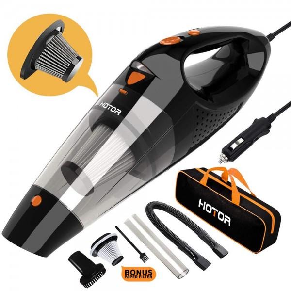 Hotor Corded Car Vacuum Cleaner