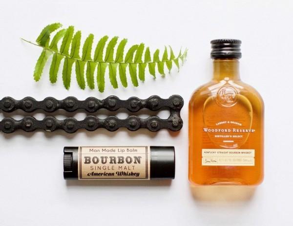 The Little Flower Soap Co. Bourbon Lip Balm