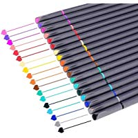 Journal Planner Pens Colored Pens Fine Point Markers