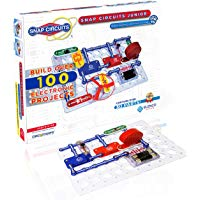Snap Circuits Jr. SC-100 Electronics Exploration Kit
