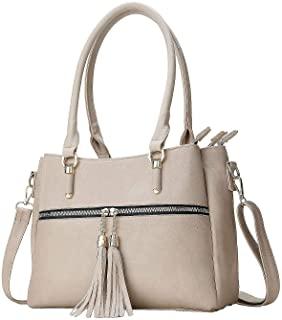 Women Satchel Bags Handle Shoulder Handbags and Purses