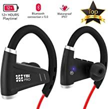 12+ Hours Sport Bluetooth Headphones