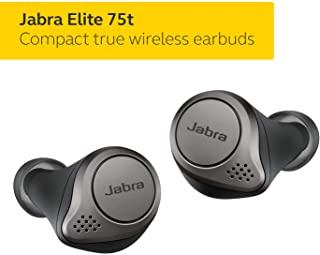 Jabra Elite 75t Earbuds Alexa Enabled