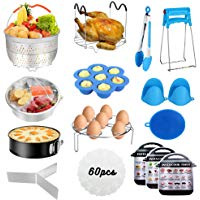 Accessories for Instant Pot 75PCS