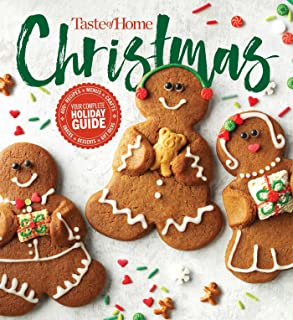 Taste of Home Christmas 2E: 350 Recipes, Crafts and Ideas
