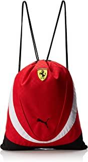 PUMA Men's Ferrari Replica Gym Sack Bag