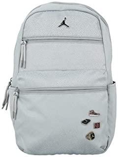 Nike Jordan Jumpan Pin Pack Laptop Backpack Wolf Gray