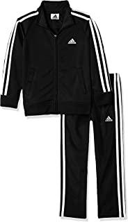Adidas Boys' Tricot Jacket & Pants Clothing Set