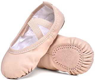 STELLE Girls Ballet Practice Shoes Yoga Shoes