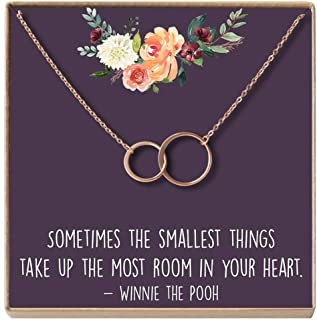 Dear Ava Pregnancy Gift Necklace