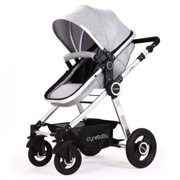 Baby Stroller Bassinet Pram Carriage Stroller