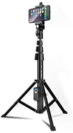 Selfie Stick & Tripod Fugetek, Integrated, Portable All-In-One Professional