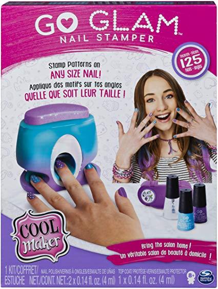 Cool MAKER, GO Glam Nail Stamper