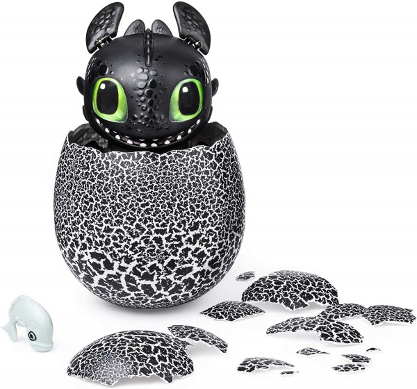 Dreamworks Dragons, Hatching Toothless Interactive