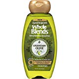 Garnier Ultra Blends Shampoo, Mythic Olive, 180ml