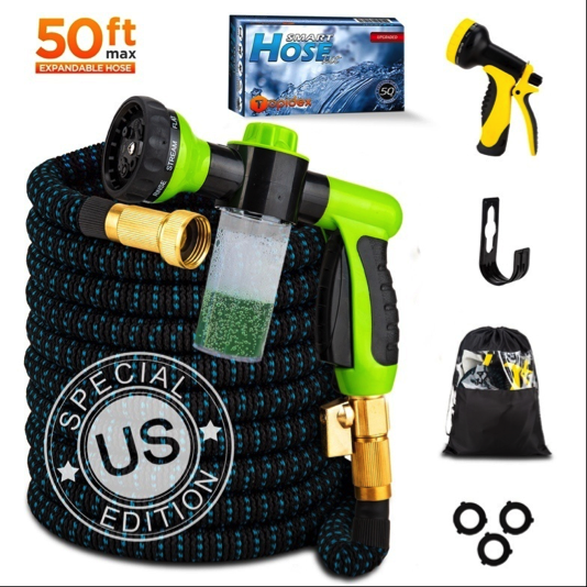 Follow the trends! Why Every Gardener Must Have an Expandable Hose