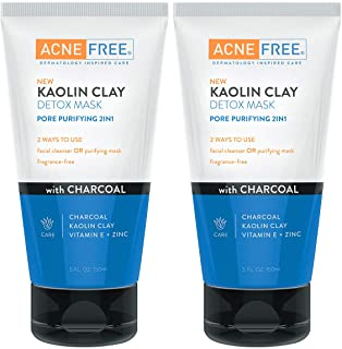 Kaolin Clay Mask Acne-Free