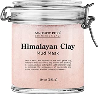 Himalayan Clay Mud Mask for Face and Body