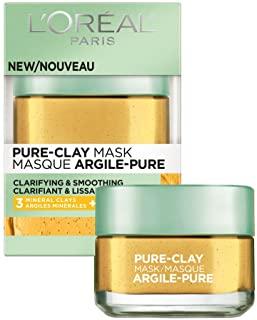 L'Oreal Paris Skincare Pure-Clay Face Mask
