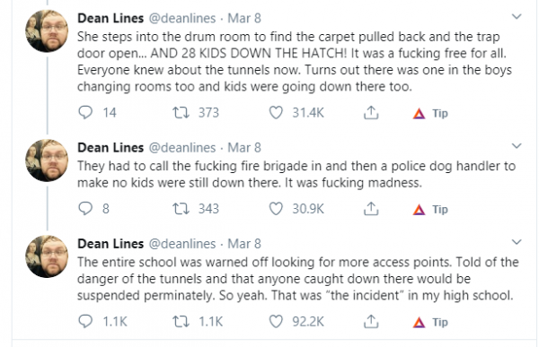 Dean Lines