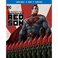 Superman: Red Son Blu Ray