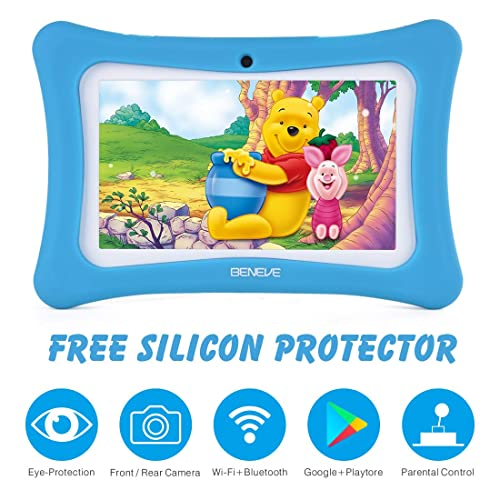 BENEVE Tablet for Kids with Wifi