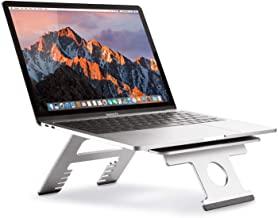 Laptops Stand, Foldable, Multi-Functional Aluminum Ergonomic Portable Laptop Riser