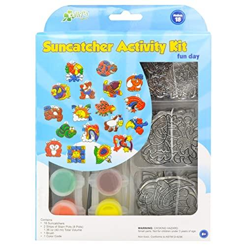 New Image Group SGP-08 Suncatcher Group Activity Kit
