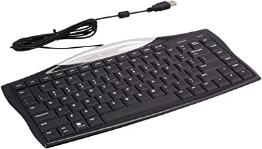 Evoluent Wired Essentials Full Featured Compact Keyboard