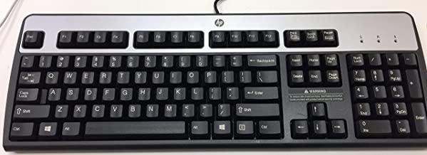 HP Standard 104 Key PS2 Keyboard