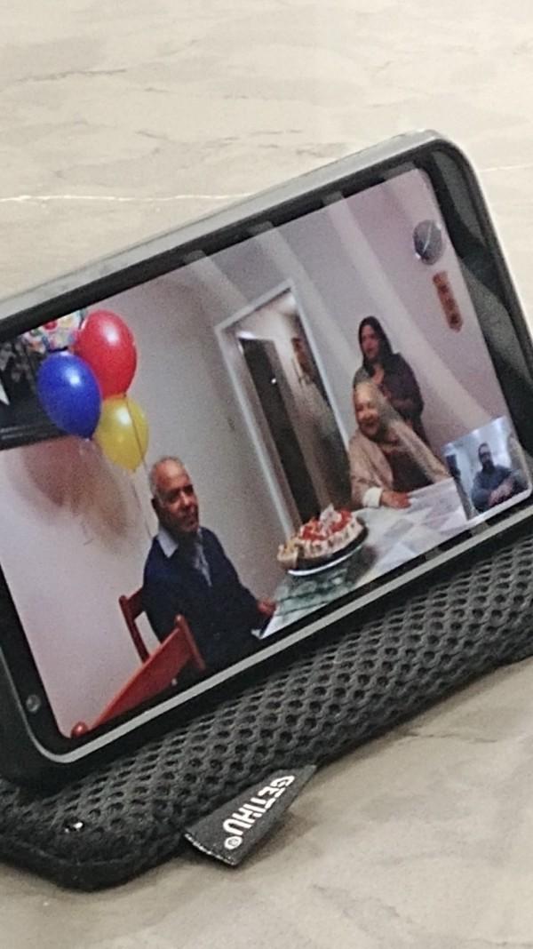Video Chat Birthday