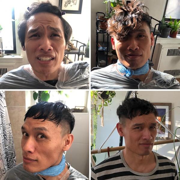 Haircut by GF