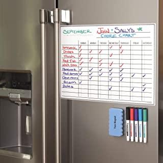 Whiteboard Chore Chart