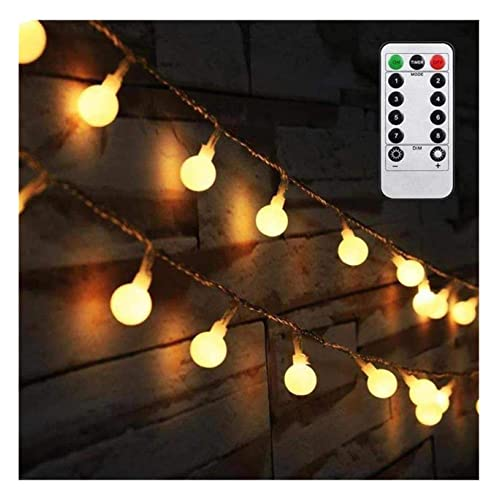 AMARS 16 .4 ft Battery Operated String Lights