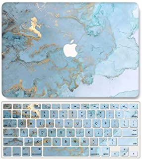 One Micron Case + Keyboard Cover Compatible with Macbook