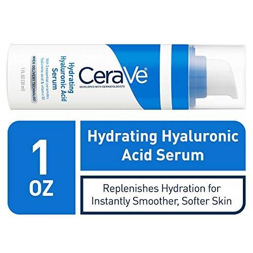 CeraVe Hyaluronic Acid Face Serum