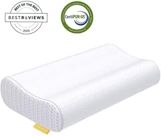 UTTU Sandwich Pillow Adjustable Memory Foam