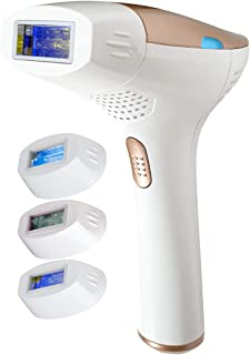 FAUSTINA 3-IN-1 IPL Hair Removal Device