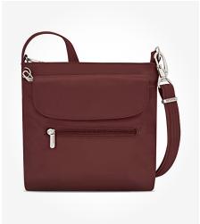 Travelon Anti-Theft Classic Mini Shoulder Bag, Geo Tile